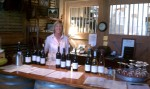 Nicola McCall at the tasting bar