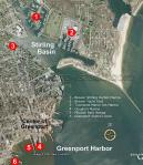 greenport harbor chart
