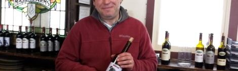 Miguel Martin, Winemaker at Palmer