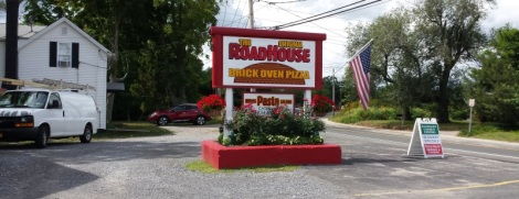 Roadhouse Pizza