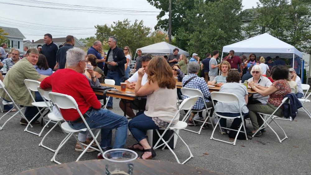 greenport brewery oysterfest
