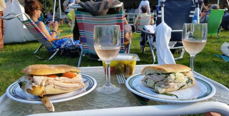 Picnic Dinner at BCMF